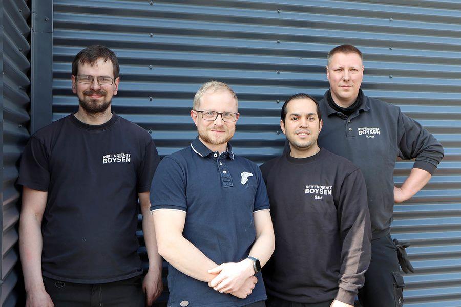 Team Reifen Boysen