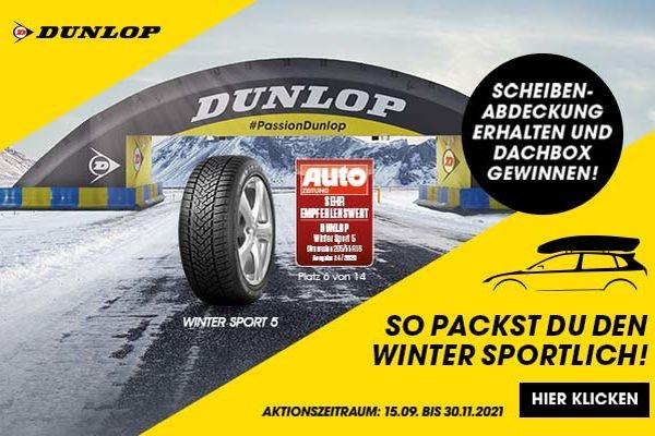 Dunlop Winteraktion